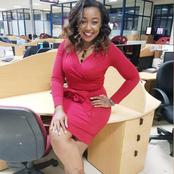 Betty Kyallo is Back at Standard Group