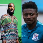 Obafemi Martins breaks silence on his reported clash with Burnaboy in a Club