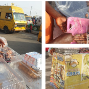 See What Man Said About A Guy Selling Small Chops In An Area That Got People Talking