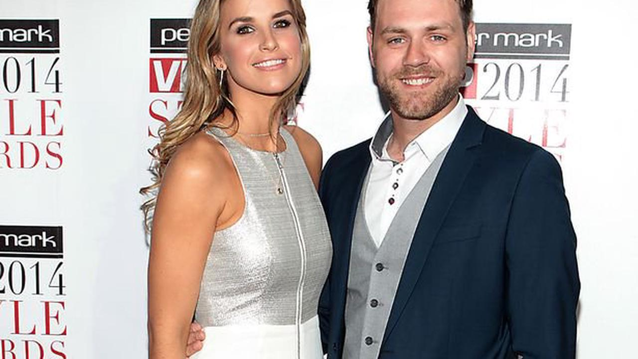 Vogue Williams says Brian McFadden split was 'easy' as she 'just moved on'
