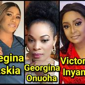 5 Nigerian Female Celebrities Who Left Nigeria After Becoming Famous (PHOTOS)