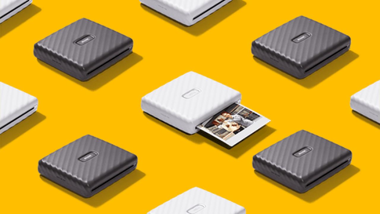 Fujifilm Debuts Instax Wide Smartphone Printer For Palm-Sized Digital Keepsakes
