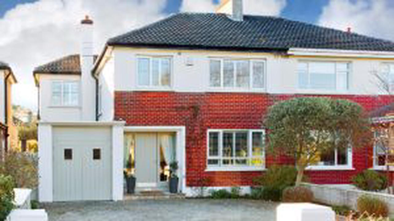 Leopardstown house brings suburban semi to a new level at €925k