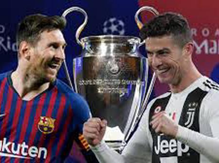 Champions League Draw Sees Ronaldo vs Messi Classico