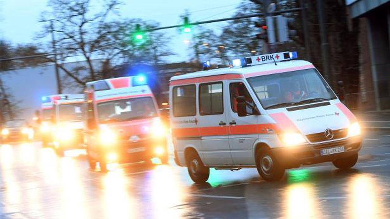 Explosion in Leverkusen