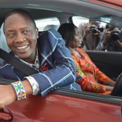 President Uhuru's Lookalike Evicted From His House