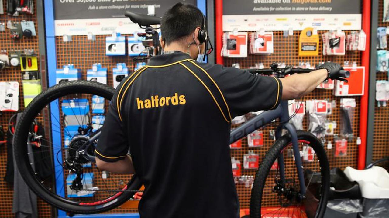 COVID-19: Halfords facing uphill slog for stock as cycling boom drives profits surge
