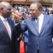 Uhuru And Ruto To Meet Today Because Of This