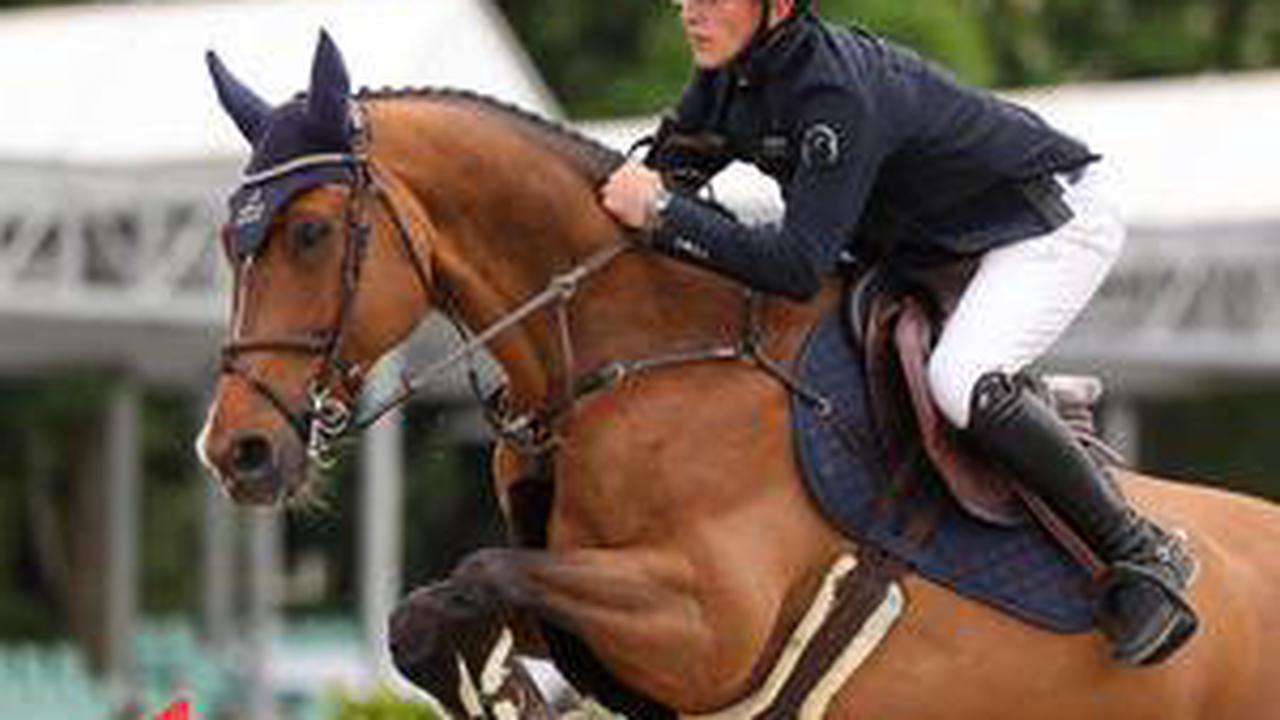 Meisterschaft in Balve: Meyer reitet erstmals zum Titel