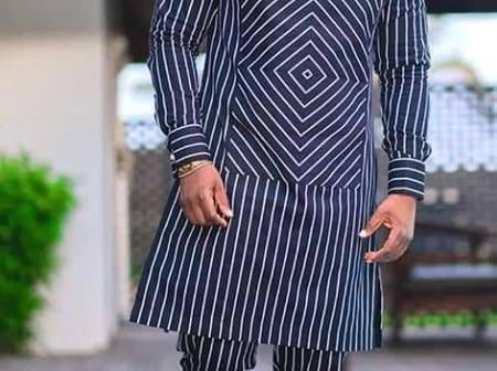 Awesome Traditional African Outfits for Men