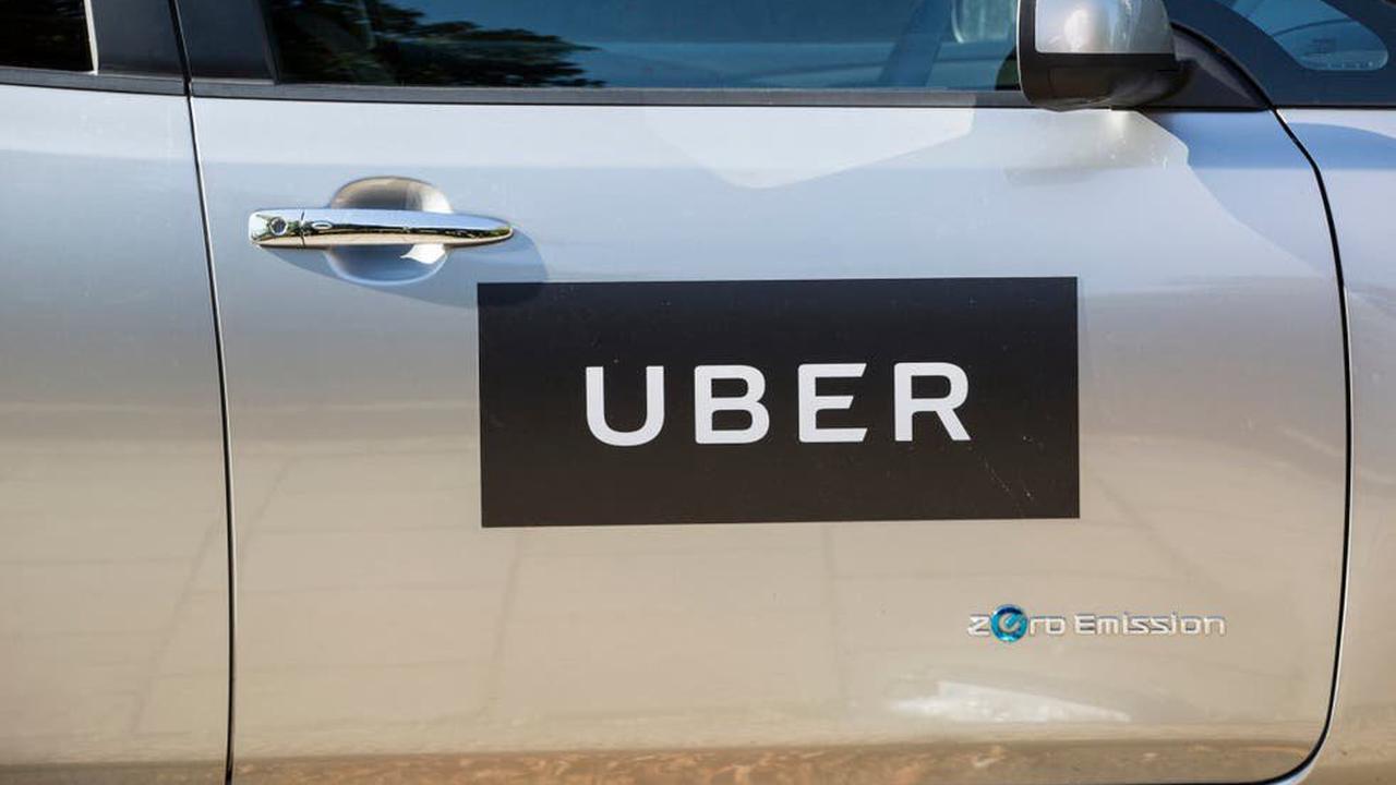 Uber and Deliveroo drivers protest over hundreds of 'unfair' dismissals