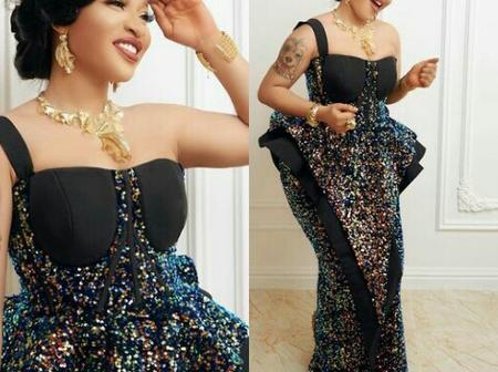 White man shows interest in meeting Tonto Dikeh as she shares her latest stunning photos on I.G