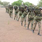 Great Move: Ghana Armed Forces Acquires another Forward Operating Base (FOB) at Bui.