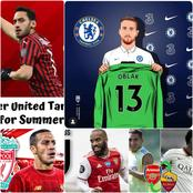 Latest Transfer News, Done Deals And Updates On Oblak, Sancho, Lacazette, Thiago, Promes And Others
