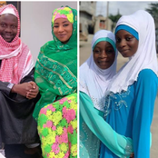 Lovely Photos Of Actress Mide Martins' Husband And Two Adorable Daughters As She Turns A Year Older