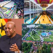 Legacies of John Mahama That Will Never be Forgotten by the People of Kumasi