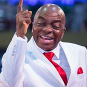 Check Out What Pastor David Oyedepo Says About Those Giving Offering Because They Want Money