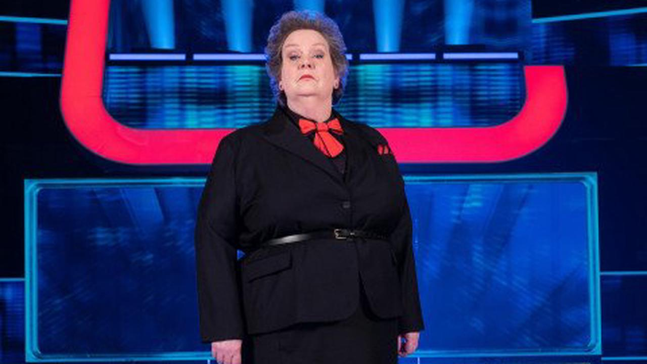 The Chase's Anne Hegerty believes lockdown saved her from career burnout