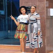 Have You Met Someone Who Looks Just like You? See Photos of Adina and Mzgee That Got People Talking