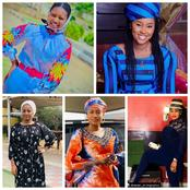 See Beautiful Ladies In Kannywood Industry.