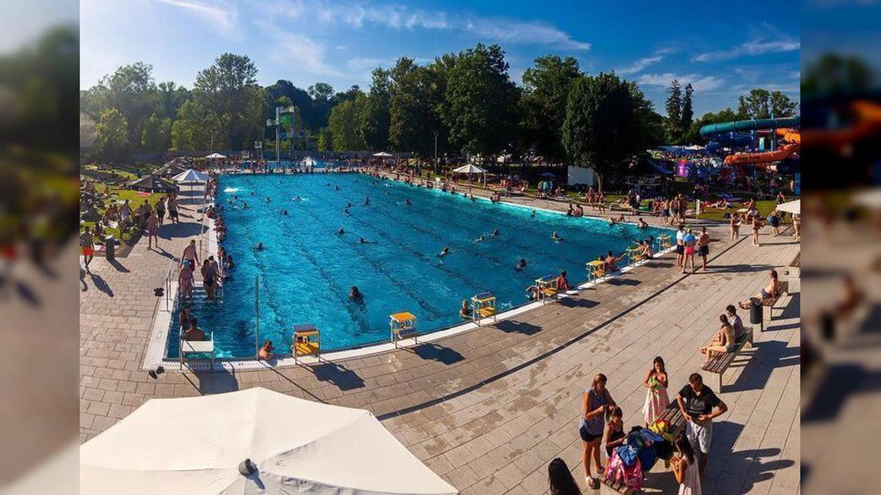 Donaubad verlängert die Freibadsaison