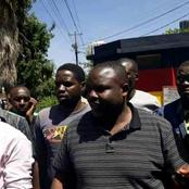 Makadara MP George Aladwa Chased Out Of Government Office After Causing An Uproar