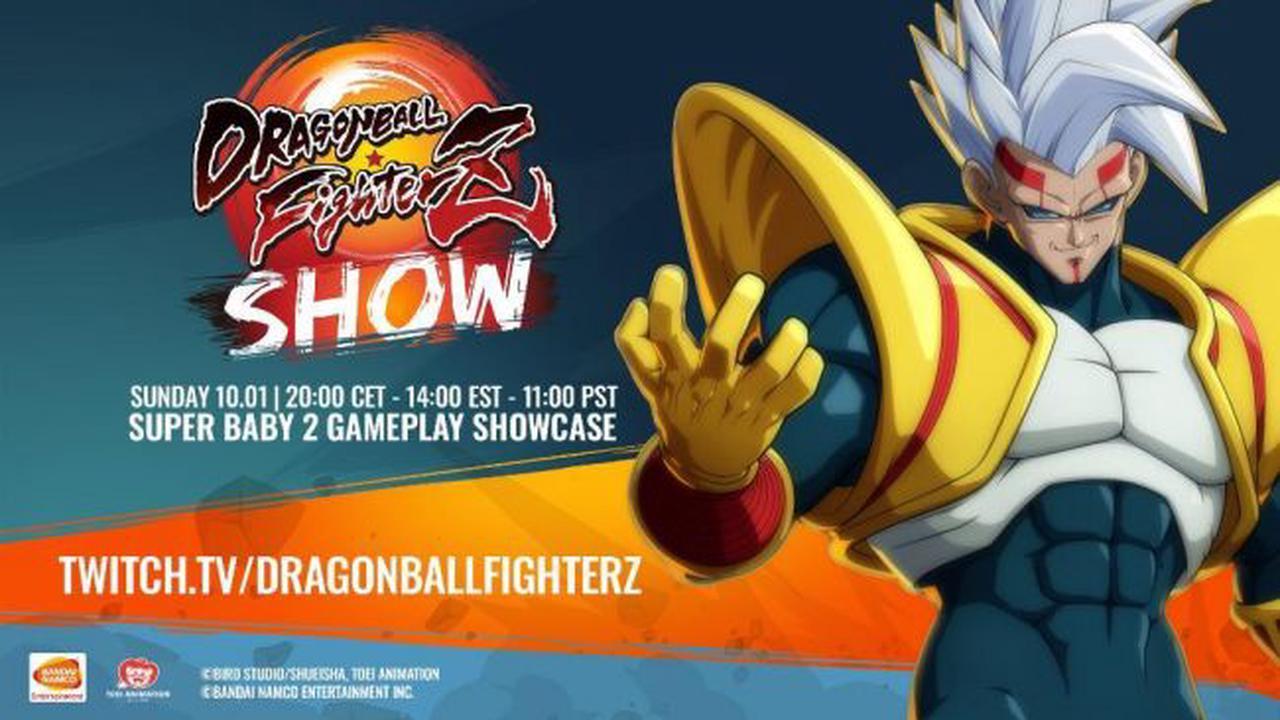 Super Baby 2, le nouveau personnage de Dragon Ball FighterZ, présenté en détail ce soir