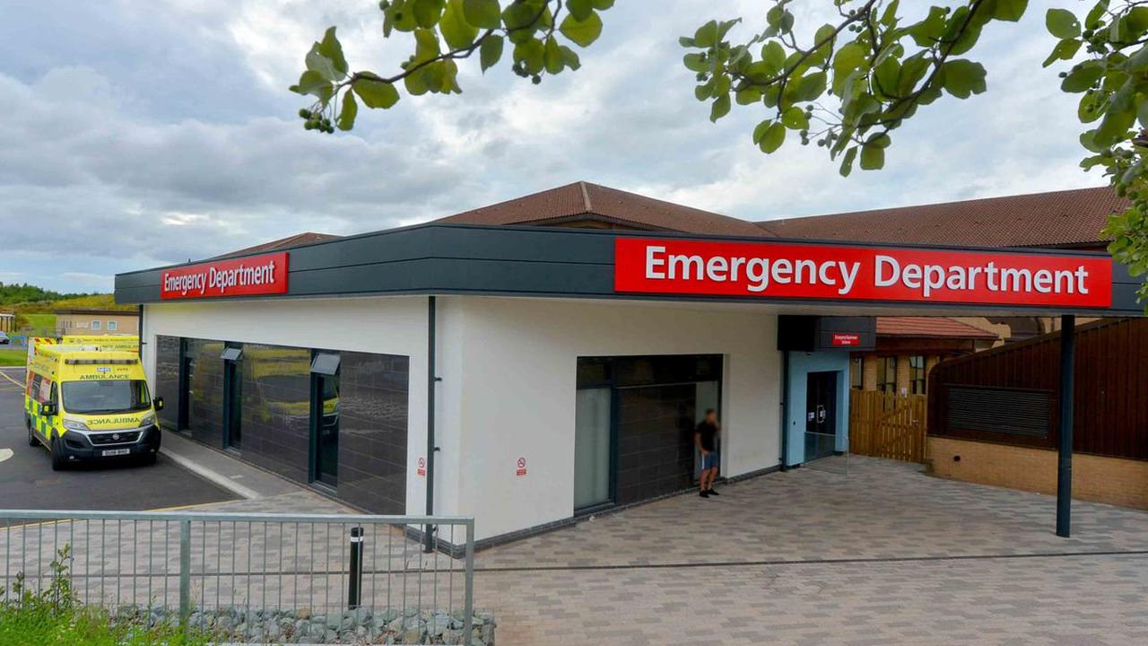 Plea to use minor injury units where possible amid rising pressure on Shropshire's A&Es