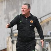 Gavin Hunt Has Singled Out one Kaizer Chiefs Star for a Special Praise!