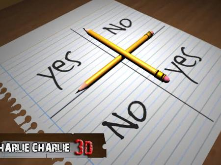 Charlie-Charlie Game Is Real, Checkout The Spiritual Understanding And Interpretation