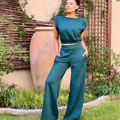 Fans left speechless by Gail Mabalane's recent picture.