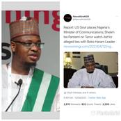 After Buhari's minister was accused of being on the US terror watch list, see how he replied