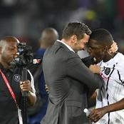 Orlando Pirates in dilemma over Mabaso's future