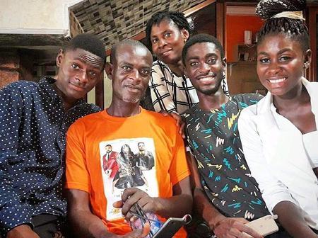 Meet Yaa Jackson and Her Lovely Dad, Jackson K. Bentum