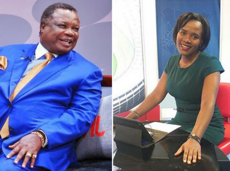 Kenyan Celebrities That Married Spouses Much Older Than Them