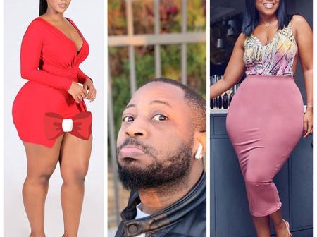 Reactions As Tunde Ednut Posted 3 Women He Has Crush On (Photos)