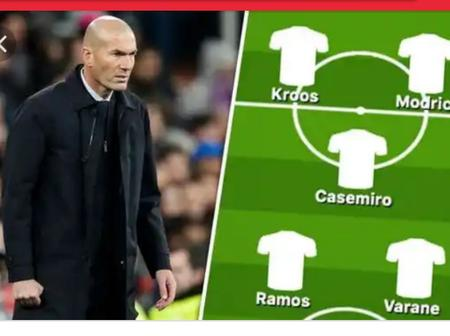 Opinion: How Real Madrid Could Line Up Against Levante.