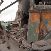 Effondrement d'un immeuble à Abobo : voici le bilan