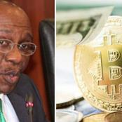 CBN Governor Calls Cryptocurrencies Illegitimate Money, Defends Decision To Ban It