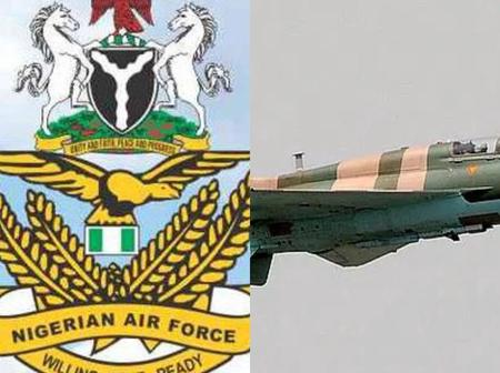 We Have Not Found Wreckage of The Missing Alpha Jet - Nigerian Air Force