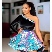 Checkout These 2021 Ankara Print Styles For Fashionistas