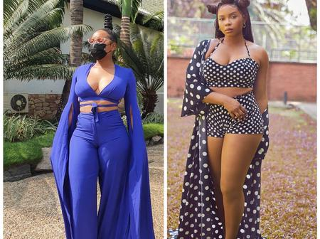 Mercy Johnson, Fans React As Yemi Alade  Flaunts Her Beauty In New Photos