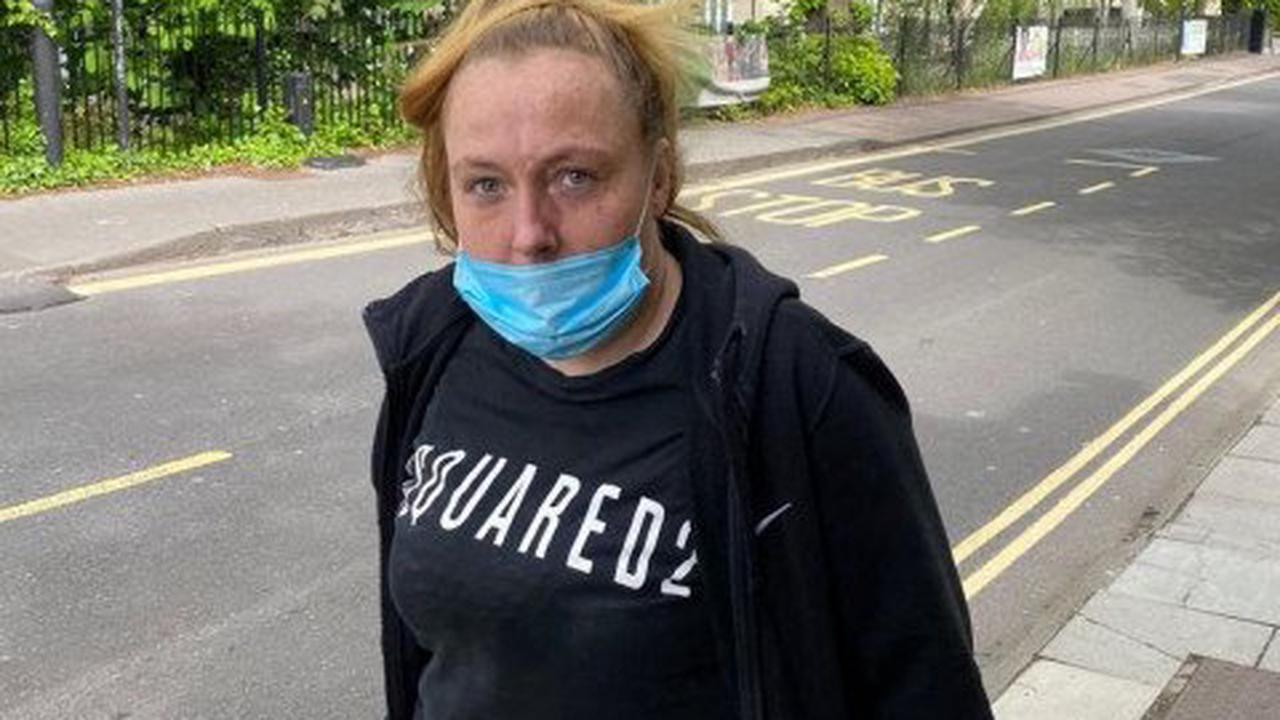 Woman threatened Sainsbury's security guard with needles as she stole cider