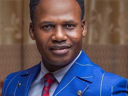 Apostle Francis Amoako Attah's Prophesy About US Election Positive