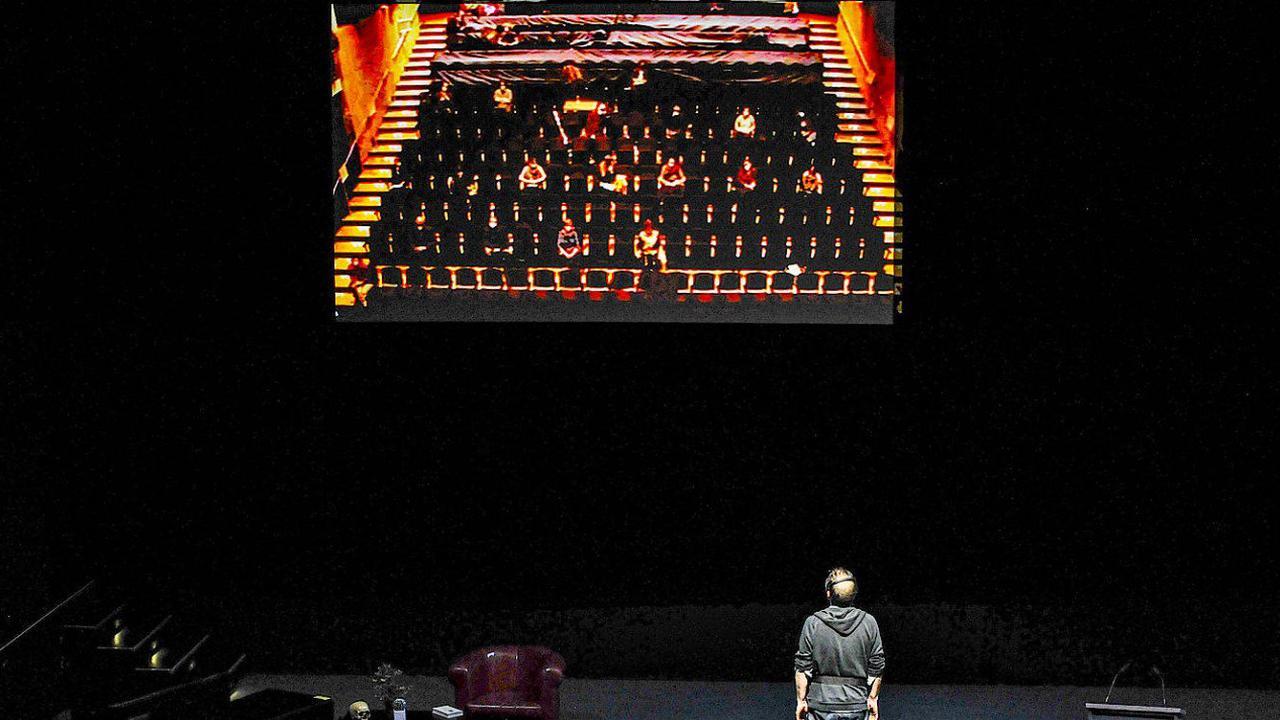 Heute in Rhein-Main: Die Zuschauer gehen auf die Bühne