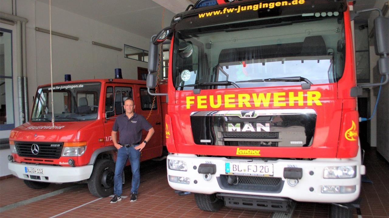 Feuerwehr Jungingen zieht Experten zu Rate: Scharfe Diskussion um den Bedarfsplan