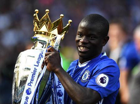 We are actually doing great at the moment says KANTE.