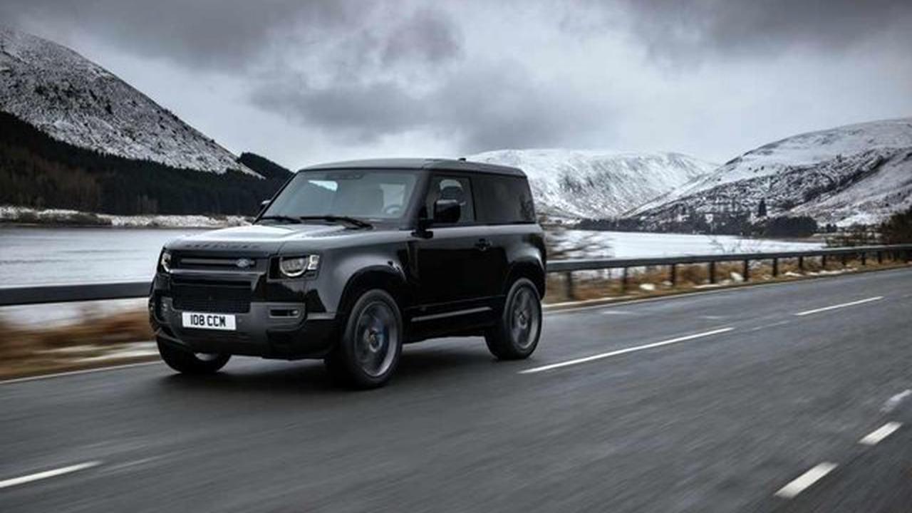 Land Rover developing hydrogen powered Defender