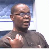 We'll Understand That North Can't Be Ignored & Let's Prepare To Drink Crude Oil As Food-Joe Igbokwe