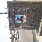2023: Tinubu Campaign Posters destroyed in Kogi